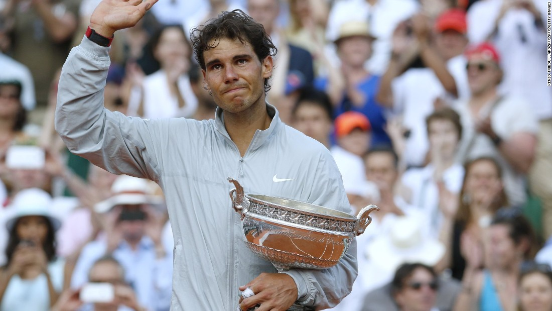 Rafael Nadal will take on Bulgaria's Grigor Dimitrov Friday for a place in the Australian Open final. It would be the Spaniard's first major final since beating Djokovic to the 2014 French Open title.