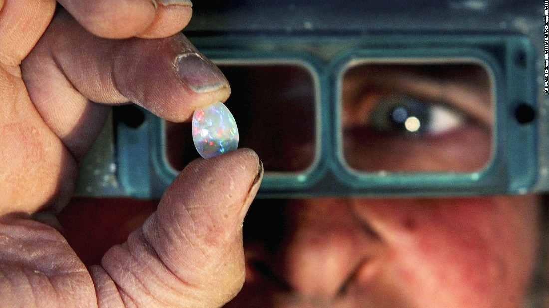 "Prized for its flashing, rainbow-like hues, the <a href=""https://www.gia.edu/"" target=""_blank"">Gemological Institute of America (GIA)</a> classifies the gem according to <a href=""https://www.gia.edu/opal-description"" target=""_blank"">five main categories</a>: fire opal, white opal, black opal, boulder opal and crystal opal."