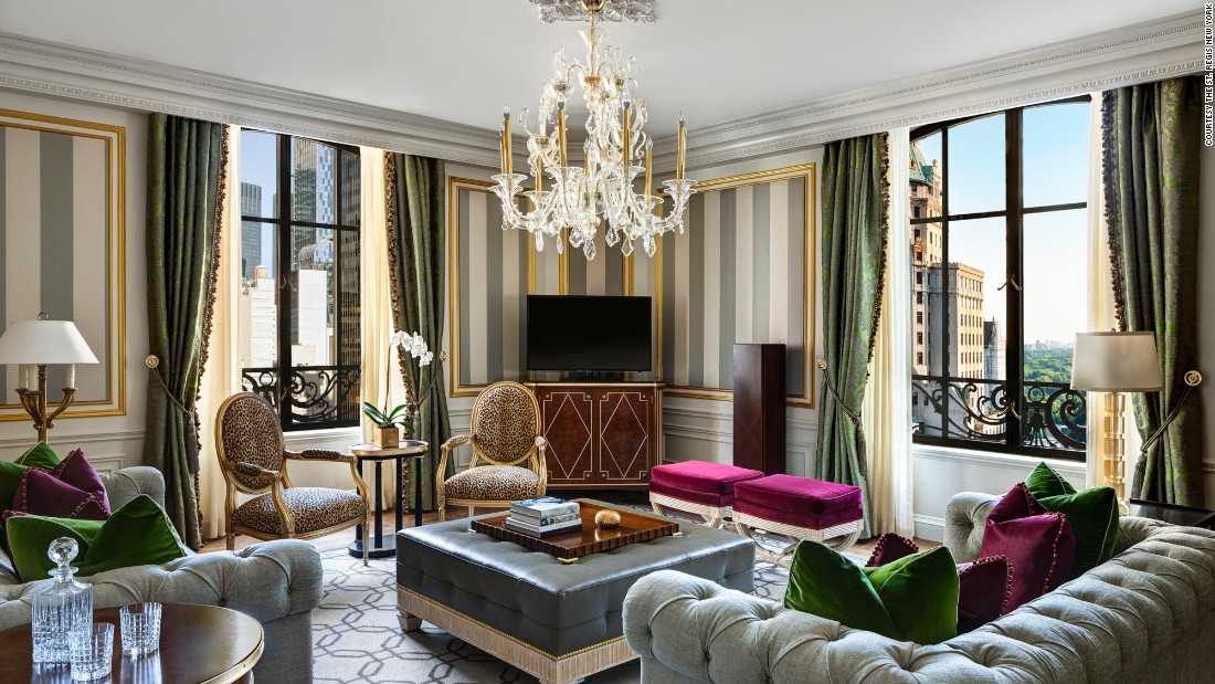 "Only seven hotels and restaurants were added to AAA""s list of ""Five Diamond"" properties, representing the best of the best in the United States, Canada, Mexico and the Caribbean. <a href=""http://www.stregisnewyork.com/"" target=""_blank"">The St. Regis New York</a> was one of two New York City properties to win a spot. Click through the gallery to see the other six."
