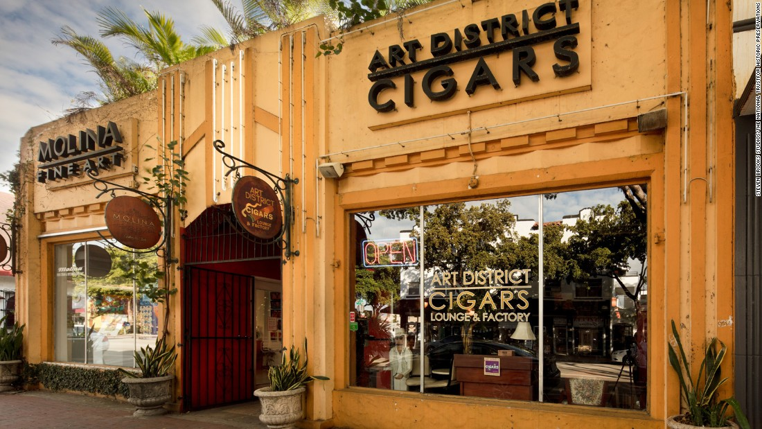 Some of the newest businesses -- such as Art District Cigars, which opened on the iconic Calle Ocho (Eighth Street) in 2007 -- are a little more upscale than their predecessors. But they still cater to the broader Latin American immigrant community now living in Little Havana.