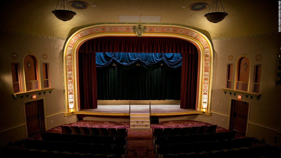 The historic Simon Theatre has taken on new life as part of The Barnhill Center, a meeting and event space in downtown Brenham.