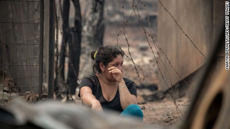 Chile appeals worldwide for help tackling wildfires