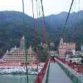 rishikesh lakshman jhula night