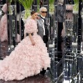 chanel couture week lagerfeld depp