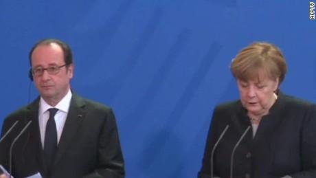 Trump to speak with key European allies