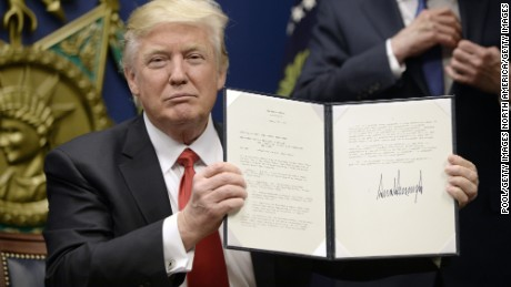 It's a Muslim ban, and it's unconstitutional