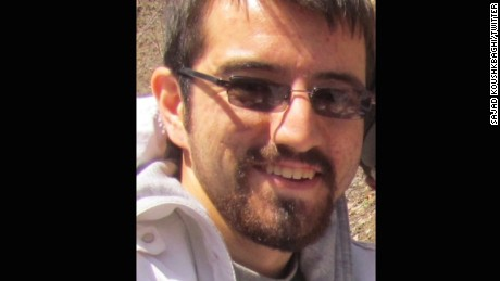 Sajad Koushkbaghi, 27, has canceled plans to see his family in Iran.