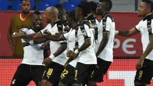 AFCON 2017: Two Brothers put Ghana in semi-Final