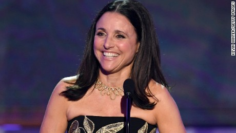 'Veep' star Julia Louis-Dreyfus is among the speakers at SXSW this year.