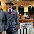 savile row suit update