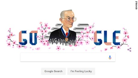 Google celebrates immigrant rights activist in Doodle