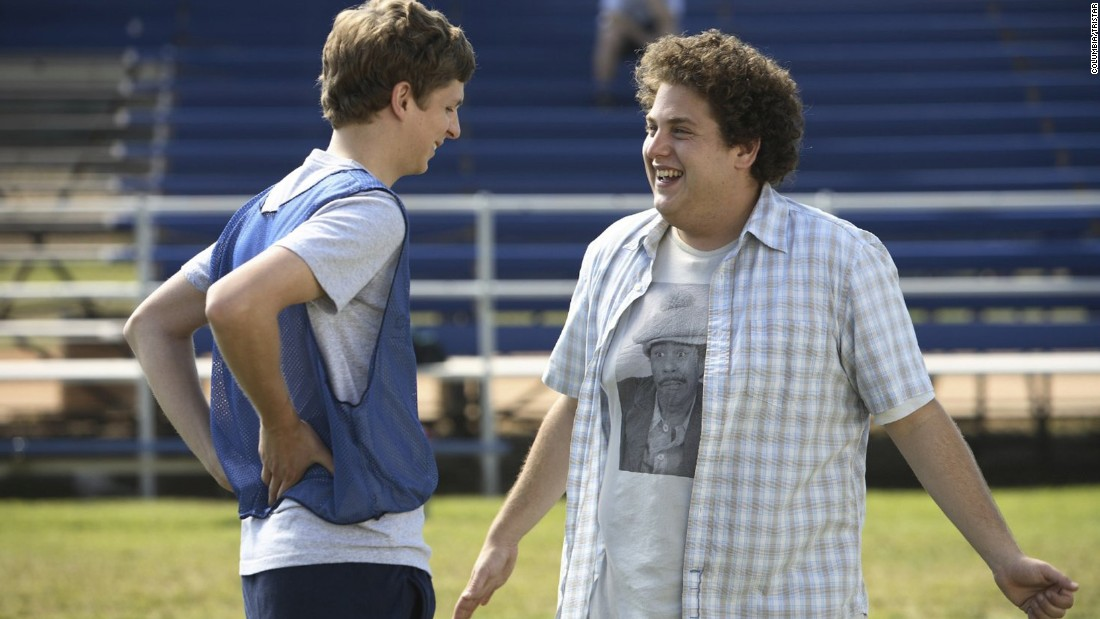 "<strong>""Superbad"" </strong>: Michael Cera and Jonah Hill star as a pair of teens whose party plans go awry. <strong>(Netflix) </strong>"