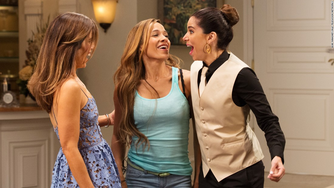 "<strong>""Devious Maids"" Season 4</strong> : Mystery and drama collide in this series about the lives of a group of Latina maids. <strong>(Hulu) </strong>"