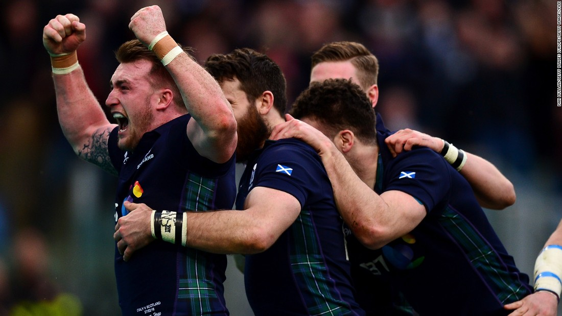 "Last year Scotland won two matches -- more than the two previous seasons combined. The 15-9 loss at home to ""Auld Enemy"" England was followed by a battling 27-23 defeat in Wales before wins against the two teams that would finish below the Scots in the table."