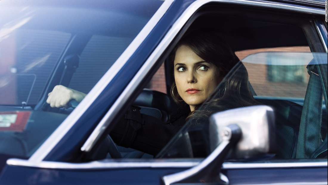 "<strong>""The Americans""</strong> <strong>Season 4:</strong> Keri Russell is KGB operative Elizabeth Jennings in this FX series set during the Cold War. <strong>(Amazon Prime) </strong>"