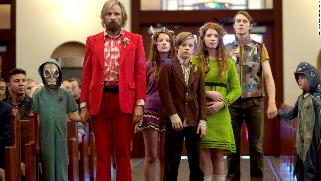"<strong>""Captain Fantastic""</strong> : Tragedy forces an unconventional family to examine itself in this dramedy. <strong>(Amazon Prime) </strong>"