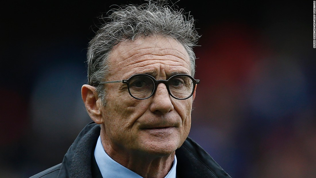 The former France winger, 62, is hoping to emulate his outstanding results from 22 years in charge of club side Toulouse. He took over after the 2015 World Cup, and the team is still far from its past glories -- though close defeats to Australia and New Zealand in November gave some encouragement.
