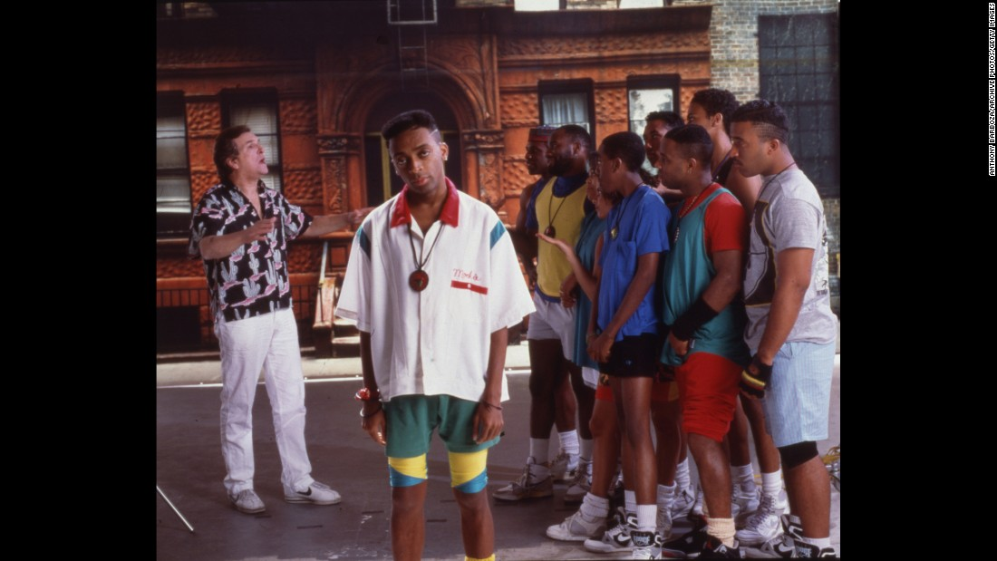 "<strong>""Do The Right Thing""</strong> : Spike Lee both starred in and directed this 1989 film about an explosive summer day in New York City. <strong>(HBO Now)</strong><br />"