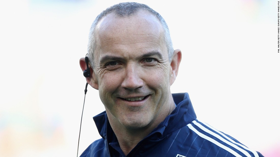 The former Ireland representative landed his first international job after last season's tournament, replacing Frenchman Jacques Brunel. O'Shea, 46, was previously with English Premiership teams London Irish and Harlequins.