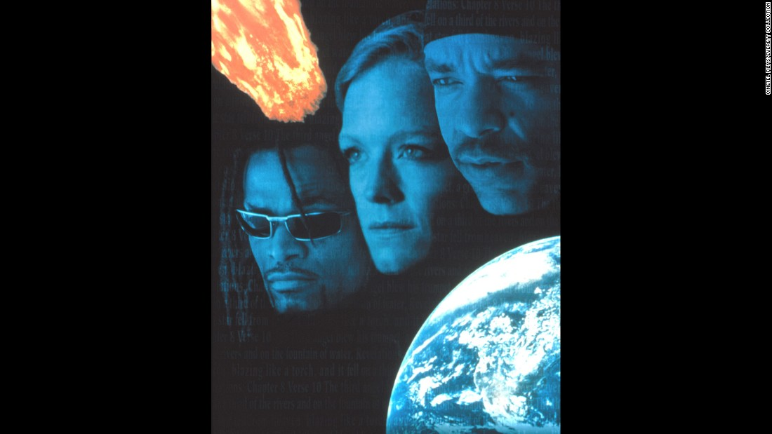 "<strong>""Judgement Day""</strong> : Mario Van Peebles, Suzy Amis and Ice-T star in this direct to video sci-fi action film<strong>. (Hulu)</strong>"