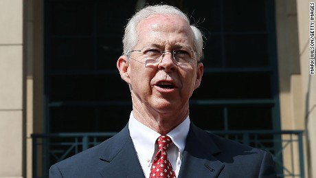 Dana J. Boente, U.S. Attorney for the Eastern District of Virginia, June 2015.
