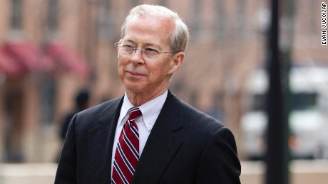 Dana Boente, then-First Assistant U.S. Attorney for the Eastern District of Virginia in January 26, 2012.