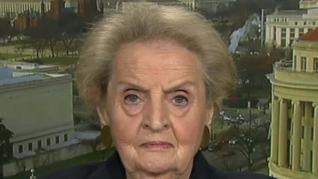 Madeleine Albright travel ban newday_00002513.jpg