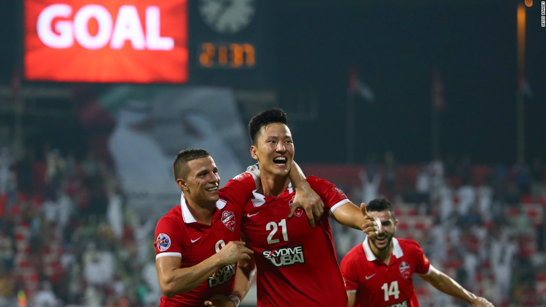 <strong>Kwon Kyung-Won: Al-Ahli (UAE) to Tianjin Quanjian</strong><br />Transfer fee: $11.2M <br />Age: 25<br />Position: Defensive midfielder<br />Nationality: South Korea