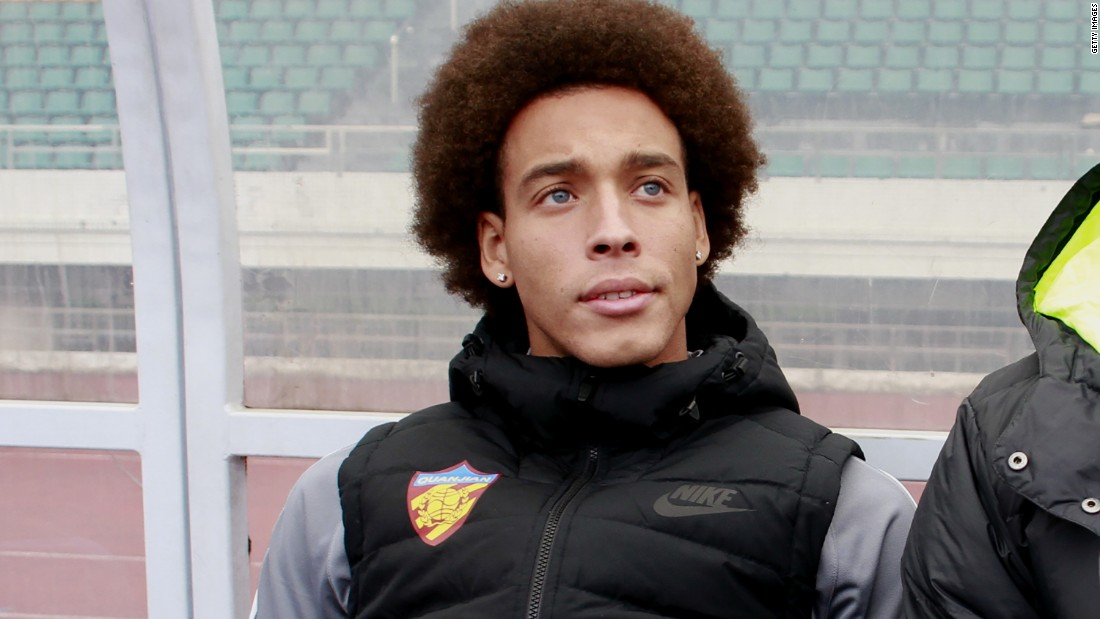 <strong>Axel Witsel: Zenit St. Petersburg to Tianjin Quanjian </strong><br />Transfer fee: $21.25M<br />Age: 28<br />Position: Midfielder <br />Nationality: Belgium