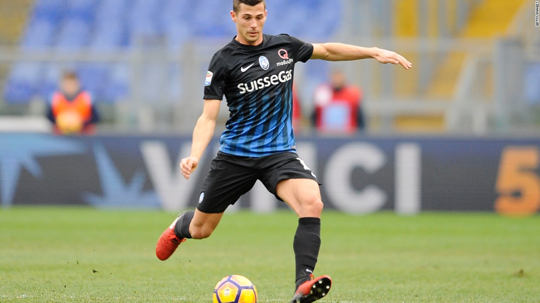 <strong>Mattia Caldara: Atalanta to Juventus</strong><br />Transfer fee: $15.9M<br />Age: 22<br />Position: Center-back<br />Nationality: Italy