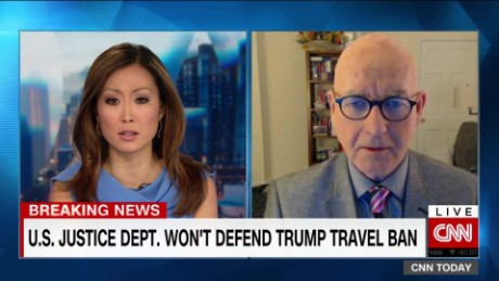 exp Department of Justice Won't Defend Travel Ban_00000012