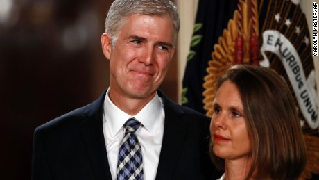 Judge Gorsuch: Supreme Court's work is vital