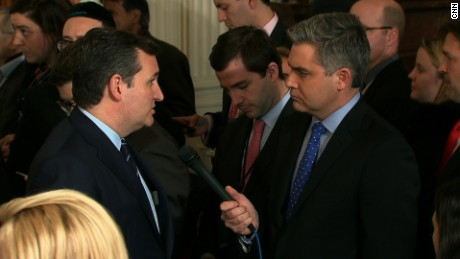 Rep. Ted Cruz says he supports President's pick for US Supreme justice