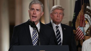 On Gorsuch, it's evangelicals vs. atheists
