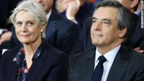 Scandal threatens campaign of French presidential candidate François Fillon