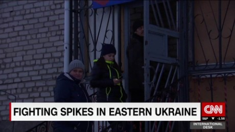 Ukraine escalated violence paton walsh pkg_00005514