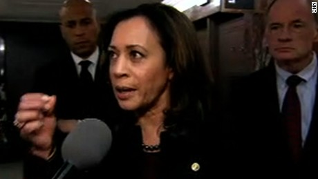 Kamala Harris on boycotting EPA pick vote