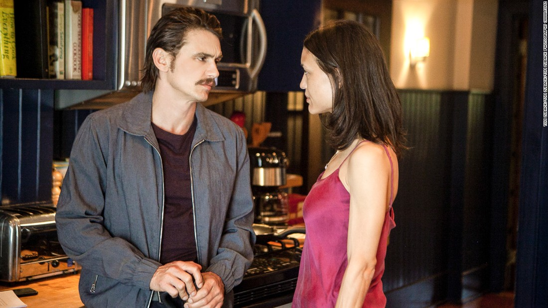 James Franco Can't Class Up Lifetime's 'High School Lover'