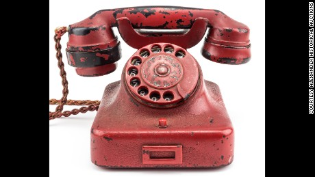 Hitler's phone, 'the most destructive 'weapon' of all time,' sold for $243,000