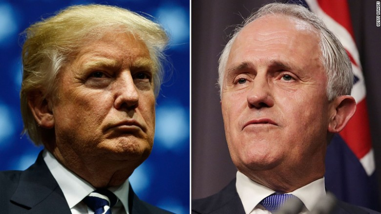 US-Australia friendship turning frosty