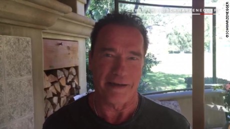 Arnold Schwarzenegger responds Donald Trump Apprentice_00003613