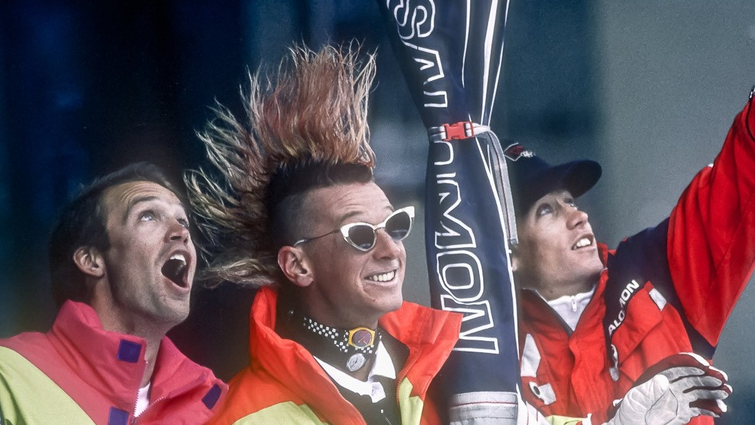 'Blizzard of Aahhh's': 'Punk' antiheroes launched skiing's extreme generation