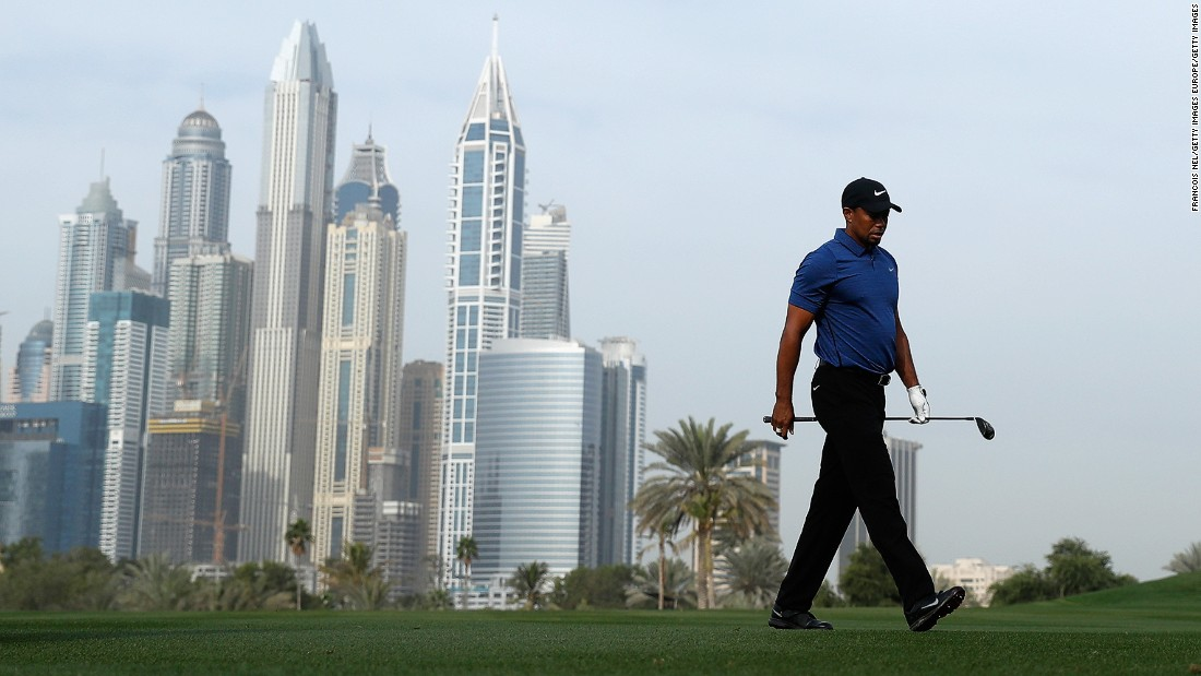 Golf Dubai European Tour