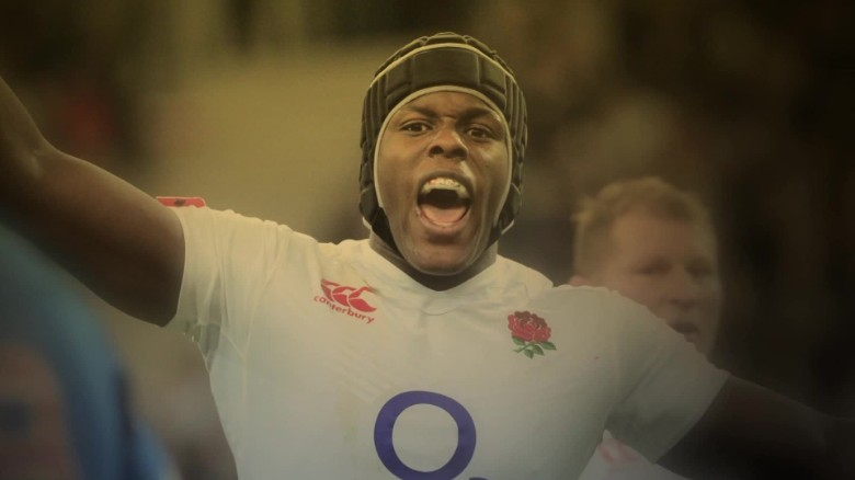 maro itoje rugby six nations england saracens profile trump intv_00000000