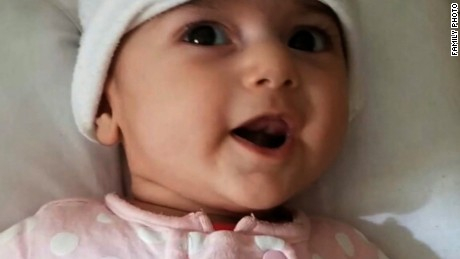 Trump travel ban leaves baby in limbo