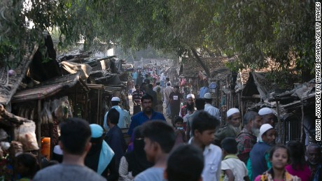 Stories of horror from Myanmar's Rakhine State