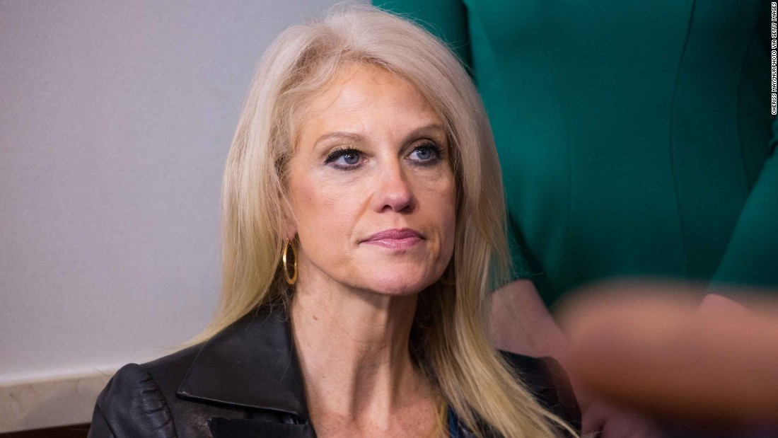Image result for kellyanne conway investigated