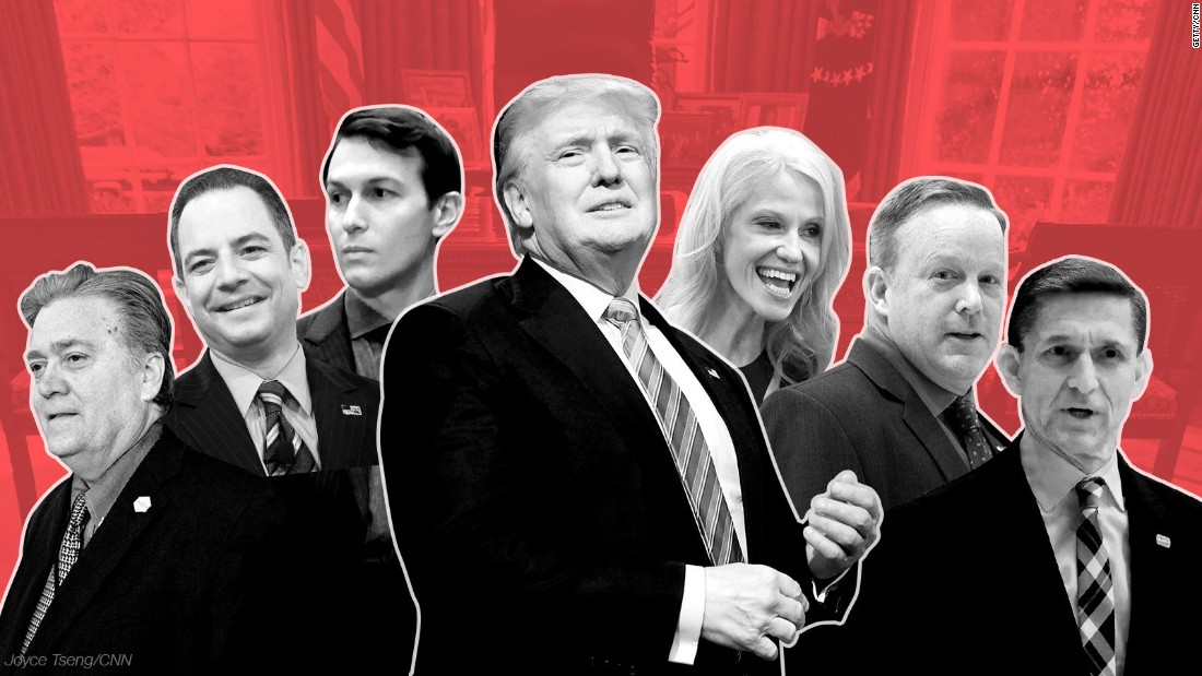west wing real estate who has closest access to trump