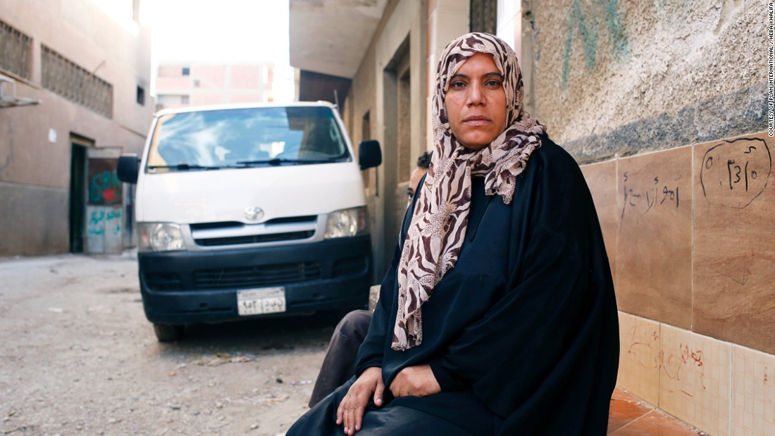 "Salwa, 37, did not have her daughters circumcised despite her mother-in-law's pressure. ""I had a horrible experience when I was circumcised at the age of nine. I was injured, bleeding and hurting a lot."" After attending classes raising awareness about the issue, Salwa convinced her husband not to have their girls cut, she told Plan International."