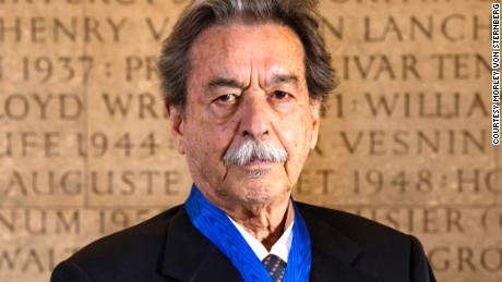 2017 Royal Gold Medal for Architecture winner Paulo Mendes da Rocha